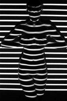 Fascinating Photos of Digital Body Painting – NSFW