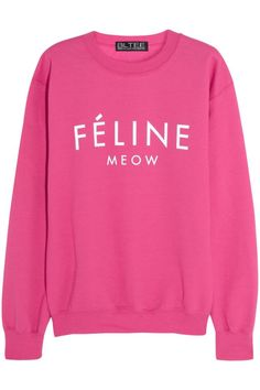 LOVE WANT NEED: THE CATS MEOW