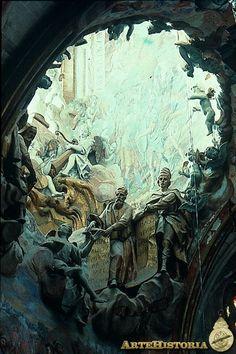 Resultado de imagen de el transparente catedral de toledo
