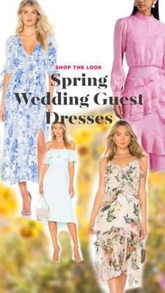521c90cf32d8 #shopthelook pretty spring dresses spring dress ideas spring fashion dresses  spring dresses casual spring summer