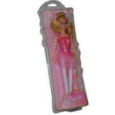 Poupée BeToys - Poupée mannequin Princesse Ballerine
