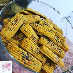 Custard Biscuits by Fatima A Latif