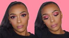 #ninibmakeup #Girlactik #LipPaint #Sweet #Pink #Makeup #MUA