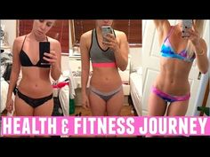 My Health & Fitness Journey | Weight Loss Story - YouTube