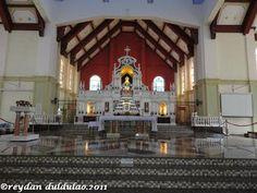 Penafrancia Shrine in Naga City, Camarines Sur