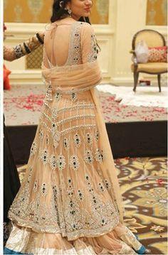 Wedding Frock Dress pakistani women