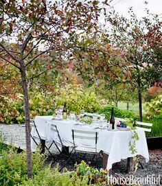 Garden in Vermont