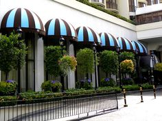 store fronts with awnings - Google Search