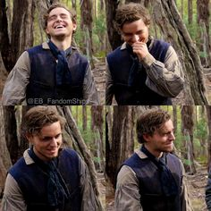 Callan McAuliffe / Flipped / I Am Number Four / The Great Gatsby / Robot Overlords / The Stanford Prison Experiment / The Legend Of Ben Hall / Beneath The Harvest Sky