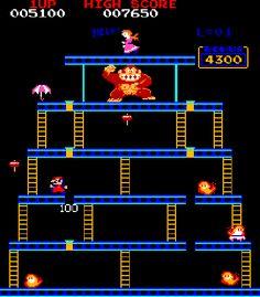 Donkey Kong (Arcade)