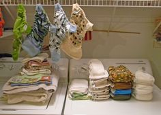 cloth diapering - how it works