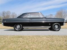 1966 CHEVROLET NOVA 2 DOOR COUPE - Barrett-Jackson Auction Company - World's Greatest Collector Car Auctions