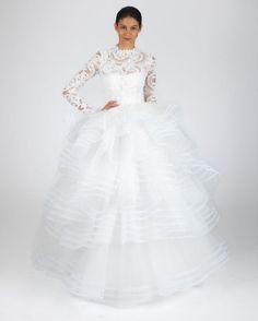 NY Bridal Week | Oscar de La Renha 2013