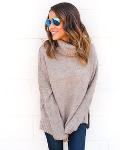 PREORDER ITEM 10/17/16: This item will ship separately! Place orders separately, as this Sweater will delay your order with other items! Item will ship End of November. An email notification with trac