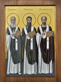 Икона трех святителей   Flickr - Photo Sharing!