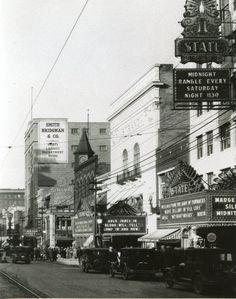 Flint theatres