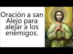 Oración a San Benito para alejar malas personas, envidias y cualquier tipo de males - YouTube