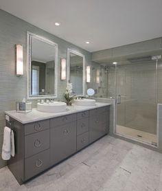 Ilyesmi Levinek Is Tetszene Framed Mirror Bathroom Design Ideas Pictures Remodel And Decor