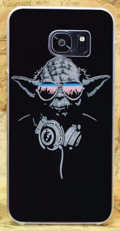Star Wars Cool Master DJ Yoda Trance Case Cover Coque Funda For All Phone  Models 1ad69c0506e
