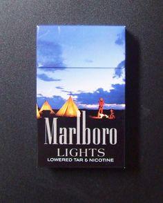 Embalagem de Marlboro Lights - Special Editio 2