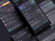 Employee App [Screens]
