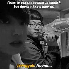 somebody pls answer jungkook!!! (3/4)