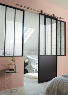 48 meilleures images du tableau Verrière chambre | Home decor, House ...
