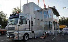 Vin Diesel's Million Dollar MEGA Motor Home INSANE