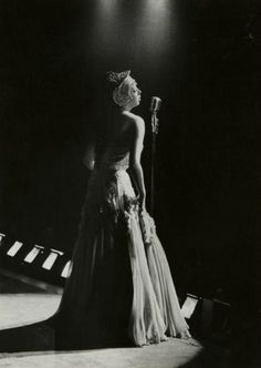 Joséphine Baker (1950s).
