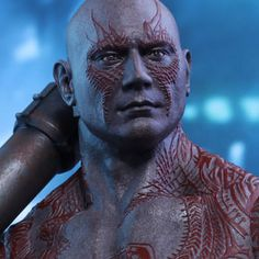 Drax the Destroyer Marvel Sixth Scale Figure | http://ift.tt/2cHTDA0 shares #collectibles #toys collectible figures #moviecollectibles movie memorabilia pop culture figures movie figures collectible toys star wars collectibles action toys figures
