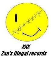 xUNDISPUTED ATTITUDEx: DISTRO LIST Zan Illegal Records