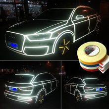 Car decoration 500cm*2cm Motorcycle Reflective Tape Stickers Car Styling For Mazda Toyota VW Wolkswagen Chevrolet Peugeot More   Dear Friend,please read the information before you order Transport time is about 25-90 days, if you cannot receive your parcel in 30 days, please contacted us to extended the delivery date for you. If you don't get the parcel after 90 days of shipment,we promise we will make a full refund first ,when you get the package ,you could pls contact us and pay it again…