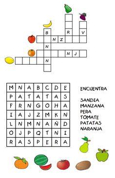 Spanish Lessons For Kids, Spanish Basics, Spanish Teaching Resources, Spanish Language Learning, Worksheets For Kids, Spanish Worksheets, Hands On Activities, Preschool Activities, Spanish Exercises