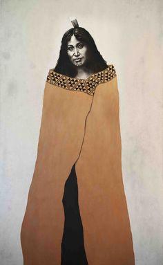 Hine-nui-te-po - Maori goddess painting with moko kauae by Sofia Minson Maori Patterns, Zealand Tattoo, Eyes Artwork, Maori Designs, New Zealand Art, Jr Art, Maori Art, Mirror Art, Mirrors
