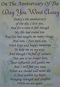 Quotes about heaven and missing a loved one