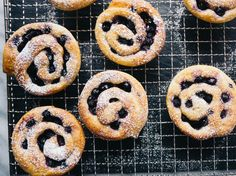 Get this all-star, easy-to-follow Overnight Blueberry Buns recipe from Food Network
