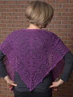 Ravelry: Iznik I Heart You Shawl pattern by bunnymuff