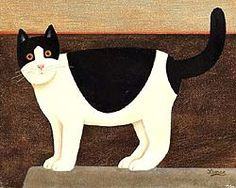 martin leman-need to Google lots of his cat paintings to help finish the cat painting in the dining room.