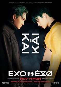 Image uploaded by Karen Triminio. Find images and videos about kpop, exo and kai on We Heart It - the app to get lost in what you love. Exo Kai, Baekhyun Chanyeol, Luhan And Kris, Yixing Exo, Exo Chanbaek, Kim Minseok, Exo Smtown, Exo Ot12, Taemin