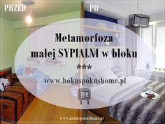 Hokus Pokus Home: Jak urządzić małą sypialnię w bloku? Malaga, Minis, Home Decor, Interior Design, Home Interior Design, Home Decoration, Decoration Home, Interior Decorating