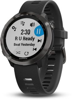 New Garmin Forerunner 645 Music, GPS Running Watch Pay Contactless Payments, Wrist-Based Heart Rate Music, Black, online - Toplikeclothes Running Gps, Running Watch, Taxi Uber, Best Cyber Monday Deals, Smartphone, Find Your Phone, Android Watch, For You Song, Remo