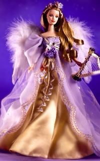 You know I love those Barbies!  inkspired musings: Peace Quotes and Angels with commentary