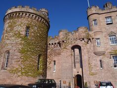 Hotel Dalhousie Castle & Spa in Schottland