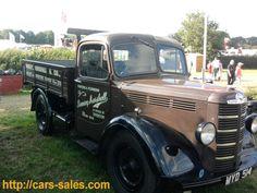 vintage delivery vans for sale   Devon Show – Classic and vintage cars and bikes   Used cars for sale ...