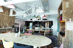 Kookgedeelte kookstudio Koken Eten Daten | interieurontwerp TOET eigenzinnig wonen | foto Renee Ligtvoet