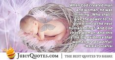 Enjoy these great Birth Quotes. Quote About Birth and Women Birth Quotes, Malala Yousafzai, Pregnancy Quotes, Jokes Quotes, Education Quotes, Daily Quotes, Be Yourself Quotes, The Incredibles, Life