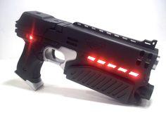 Judge Dredd Hero Lawgiver Replica, Fx Version Light up Led function