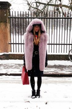 Some great style for snow! - Copenhagen Fashion Week 2014 – Street Style Photos (Vogue.com UK)