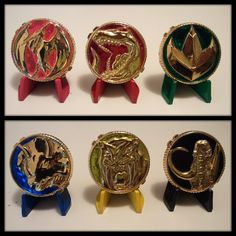 this is how the power coins should look. Power Rangers Movie 2017, All Power Rangers, Power Ranger Party, Mighty Morphin Power Rangers, Power Rangers Tattoo, Power Ranges, Green Ranger, Kamen Rider, Saban Entertainment