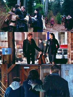 Day 13: should the evil queen get a happy ending? YES YES YES YES YES YESSSSSSS. I'm honestly so upset that Marian came back, Regina was so happy to having her happy ending and honestly she just deserved it so bad I think.
